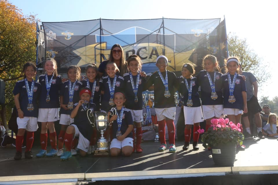 INTRODUCING YOUR 2011 STATE CUP CHAMPIONS!