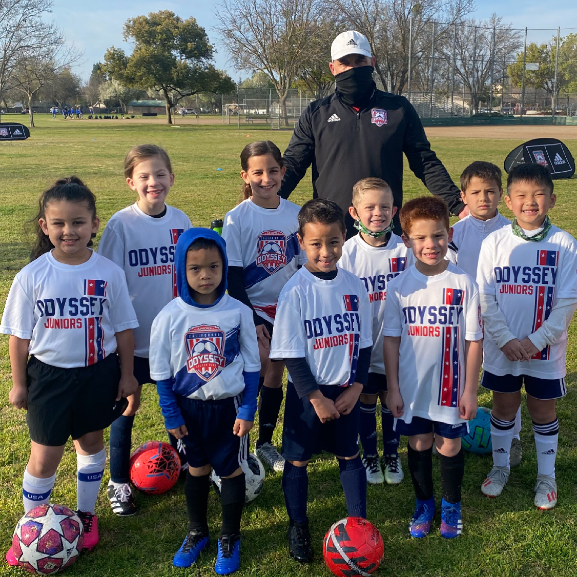 California Odyssey Soccer Club names Ben Lomeli as Youth Director.
