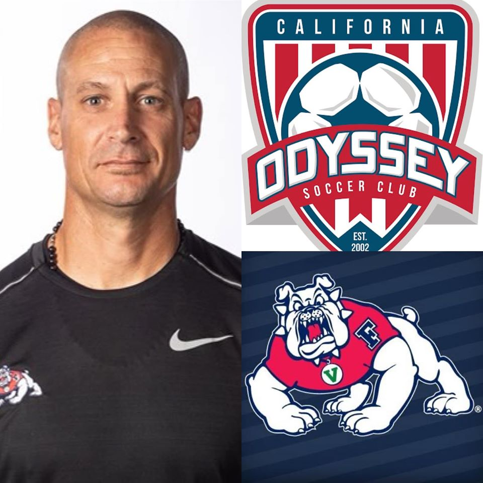 Daniel Brizard Joins Cal Odyssey as Goalkeeper coach!